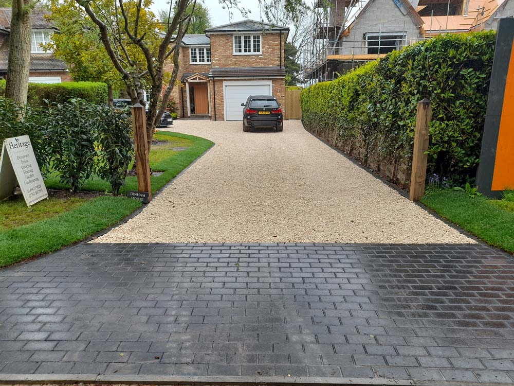 Cost For Building A Driveway